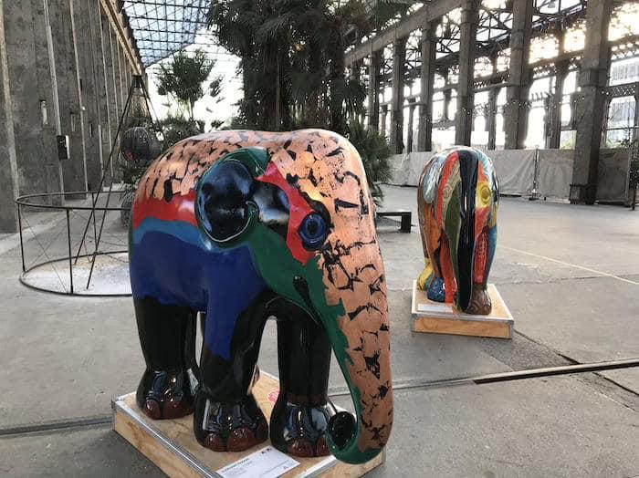 elephant-parade-nantes-rouge-bleu-vert